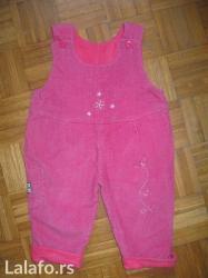 Termo-pantalone - Srbija: Pantalone termo -marka mali zmajduzina 65 sirina 38 pantalone su kao