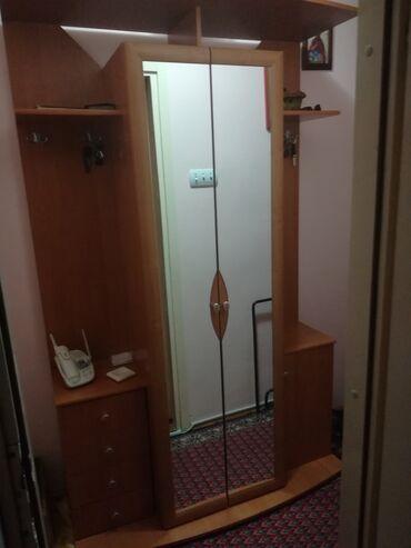 Predsoblje - Srbija: Orman za predsoblje visina 206cm, širina 130cm, dubine 40cm, sve od