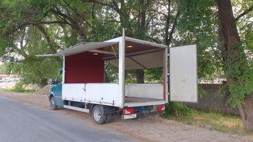 Продаю только будку от спринтер рекс в отличном состоянии из Германии