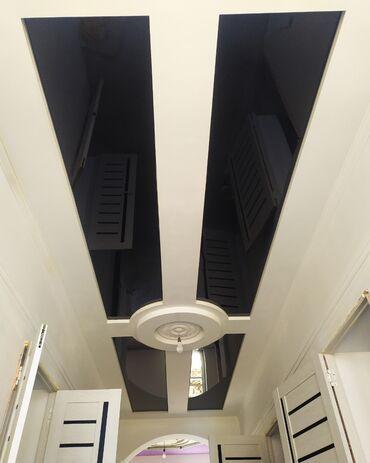 Услуги - Джалал-Абад: Натяжные потолки | Глянцевые, Матовые, 3D потолки | Монтаж, Гарантия, Демонтаж