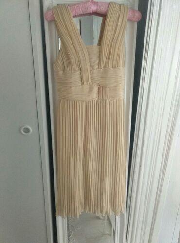 Haljine | Kikinda: Dizajnerska haljina iz francuske, obucena za jednu svadbu. Bez