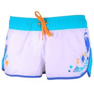 X29098 ШОРТЫ ЖЕНСКИЕ ADIDAS BEACH GRAPHIC SHORT в Бишкек