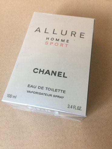 Allure chanel homme sport 100ml в Бишкек