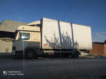 Транспорт - Кызыл-Адыр: Атего 818