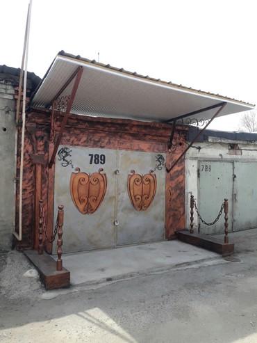 Продам гараж кирпичный с евроремонтом в Бишкек
