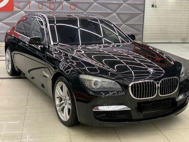 BMW 750 4.4 л. 2012 | 100000 км