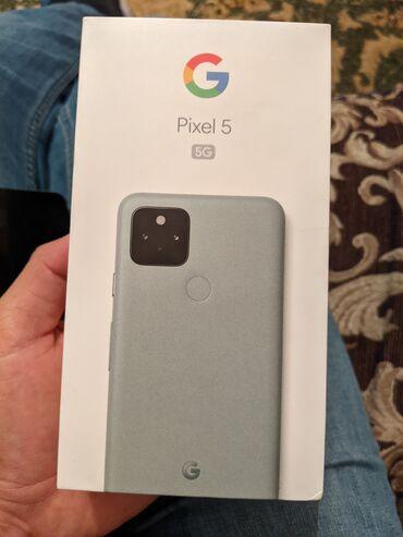 10381 объявлений: Смартфон Google Pixel 5 (8+128)- Отличный смартфон с поддержкой 5G-