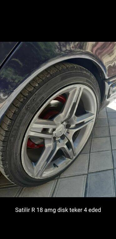 diski w222 amg в Азербайджан: AMG 18 liy