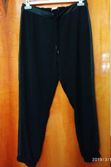 Стильные брюки, размер 48-50(один раз одетые) в Бишкек
