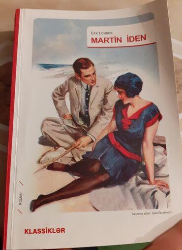 Martin lion - Azərbaycan: Martin İden (Cek London)