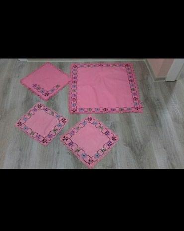 Roze set 60x60 33x30 30x25 33x33  - Barajevo