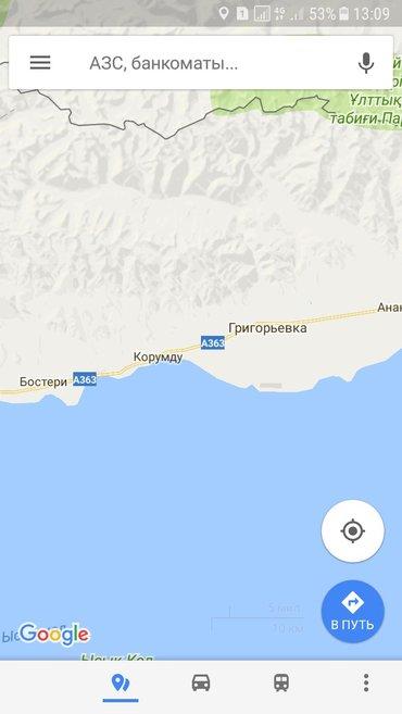 Продается кашар на берегу Иссык Кулья (с. Темировка) до берега 200метр в Темир