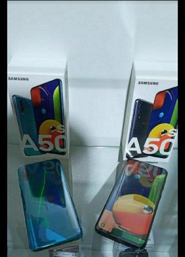 Samsung A50s (64 gb)Birkartla nağd qiymətinə ala bilərsizOnline