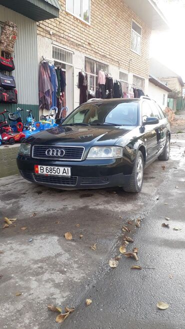 audi a6 2 4 multitronic в Кыргызстан: Audi A6 2.4 л. 2001   256389 км