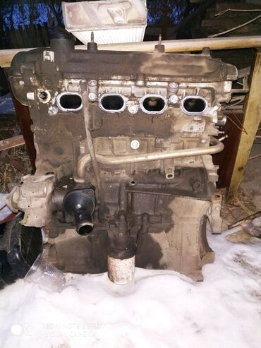 автомагнитолы б у в Кыргызстан: Продаю двигатель на тойоту Ярис Версо б.у