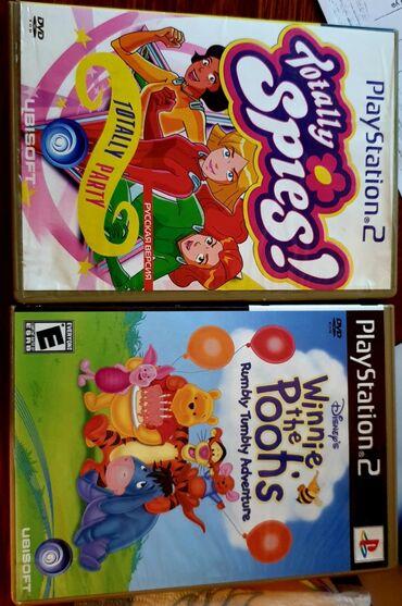 PS2 & PS1 (Sony PlayStation 2 & 1) - Azərbaycan: Диски на ps-2 ( оригенал) покупал в Штатах. ( 2 шт =20 азн)