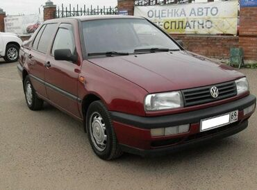 Автомобили - Токтогул: Volkswagen Vento 1.8 л. 1992