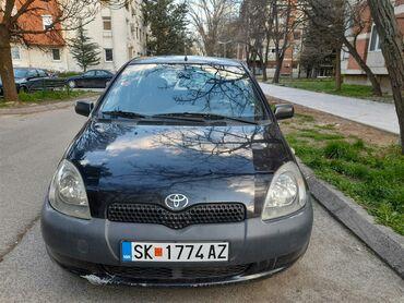 Toyota Yaris 1.3 l. 2001 | 190000 km
