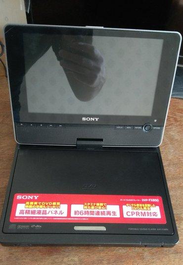 Продаю оригинальный dvd cd mp3 проигрыватель фирмы sony в Бишкек