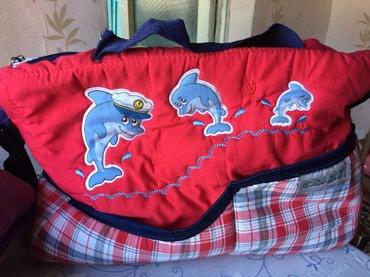 Продам сумку для детских вещей-250, в Бишкек