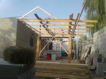 Разнорабочие в Ак-Джол: Фундамент клатка штукатурка песка Блок крыша жасайбыз