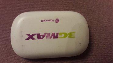 Mini modem satilir islemeyinde problem yoxdur. Ela veziyetdedir. в Naxçıvan