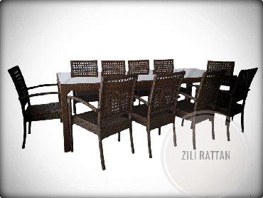 rattan - Azərbaycan: Bağ üçün mebel.Qiymətlər hamısıina şamil olunmur.İnstaqram