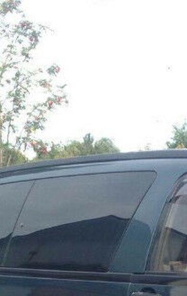 Toyota Estima стекло среднее правое кузовное, Тойота Эстима кузовное
