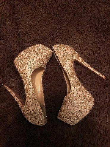 Продам туфли в идеальном состоянии, одевала 1 раз. Размер 39