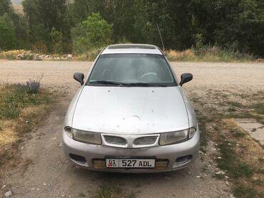 Транспорт - Кашка-Суу: Mitsubishi Carisma 1.6 л. 1996