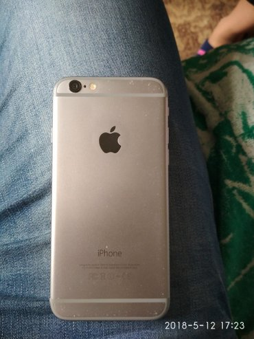 Срочно Срочно продаю iphone 6 16gb space grey в Бишкек