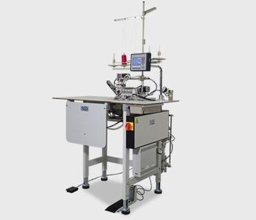 Работа в оше швейный цех - Кыргызстан: Автоматизированная рабочая станция ews 6300 ass (оверлок 5 нитка)