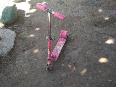 transport v gory в Кыргызстан: Продаю детский самокат