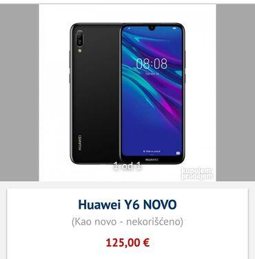Huawei y6 dual sim - Srbija: Huawei Y6