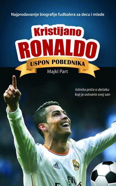 Knjiga hit kristijano ronaldo - Belgrade
