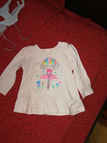 Za decu | Nis: Bluzice u odlicnom stanju bez ostecenja,vel 74 plava 74/80 roze. Obe