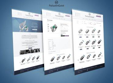 Разрабатываем дизайн сайтов, визиток в Бишкек