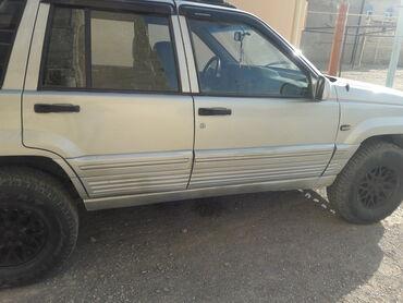 Jeep Azərbaycanda: Jeep Grand Cherokee 4 l. 1994 | 380000 km