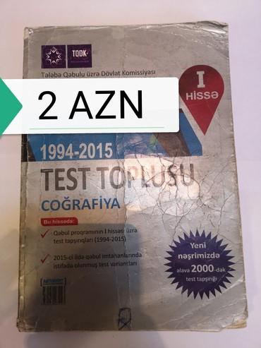 test-toplusu - Azərbaycan: TEST-TOPLUSU/1-Cİ HİSSƏ/COĞRAFİYA/TEST DİM
