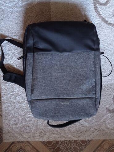 Рюкзаки - Азербайджан: Salam, usbli çanta çox yaxshi material. heç işlənməyib, başga çanta