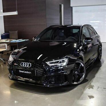 audi a6 2 6 at - Azərbaycan: Audi RS3 3.6 l. 2020