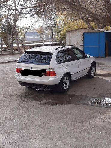 2002 bmw - Azərbaycan: BMW X5 4.4 l. 2002   32500 km