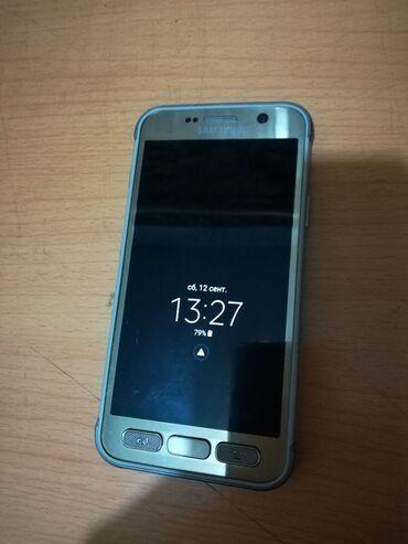 samsung fino se в Кыргызстан: Продаю рабочий оригинал Samsung S7 active