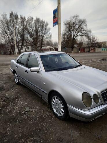 Mercedes-Benz E-Class 2.8 л. 1996 | 240000 км