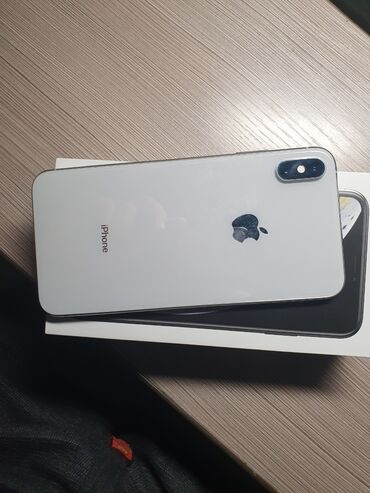 Б/У iPhone Xs Max 256 ГБ Белый
