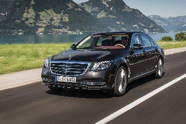 avtomobil icarəyə - Azərbaycan: Gürcüstanda gündə 30 dollardan başlayan Mercedes S Class avtomobil