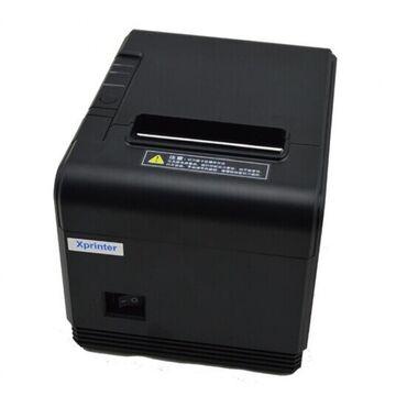 услуги 3д принтера в Кыргызстан: Продаю Новый Принтер чеков Xprinter XP-Q 200, является отличным выборо