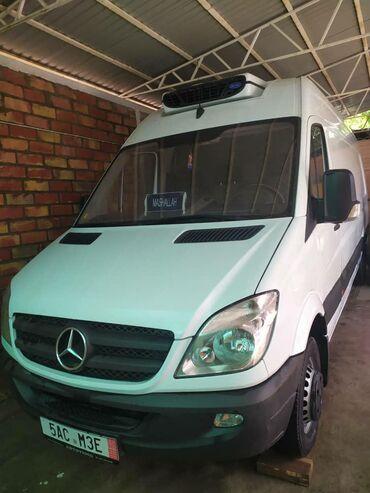 Mercedes-Benz Sprinter Classic 3 l. 2012