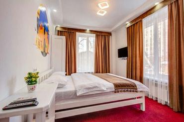 """Отель в городе """"Hotel White Hostel"""" Новые в Бишкек"""
