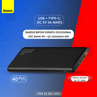 •Model: PPDMNA•Polymer lithium battery•Batarya gücu:10000mAh/3.7V